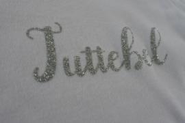 T-shirt met tekst: Tuttebel