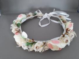Bloemen haarband 'anne'