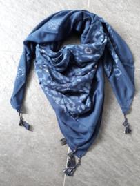 Sjaal (donkerblauw)