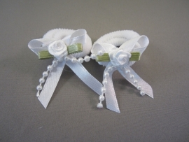 Klein elastiek met strikje