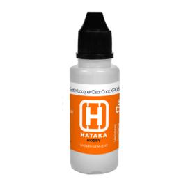 HTK-XP08-17mlSatin Lacquer Clear Coat 17 ml
