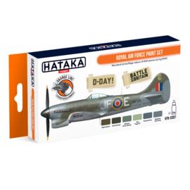 HTK-CS07Royal Air Force paint set