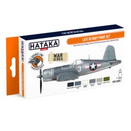 HTK-CS05.2Late US Navy paint set