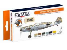 CS06 .2 Luftwaffe in africa paint set   NIEUW!!!