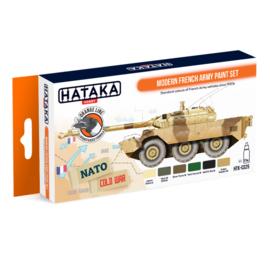HTK-CS25Modern French Army paint set