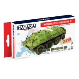 HTK-AS24	Warsaw Pact AFV | panel lighting set