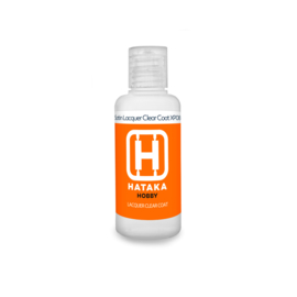 HTK-XP08-60ml	Satin Lacquer Clear Coat 60 ml