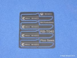 Pico Saws   RB-T040    NIEUW  !!!