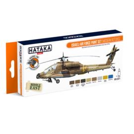 HTK-CS71Israeli Air Force paint set (modern rotors)