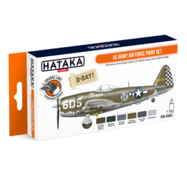 HTK-AS04.2	US Army Air Force paint set