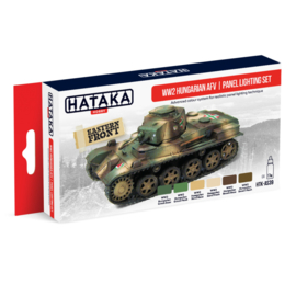HTK-AS39	WW2 Hungarian AFV | panel lighting set