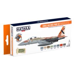 HTK-CS62Israeli Air Force paint set (modern jets)