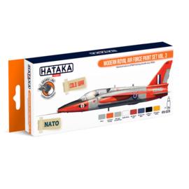 HTK-CS70Modern Royal Air Force paint set vol. 3