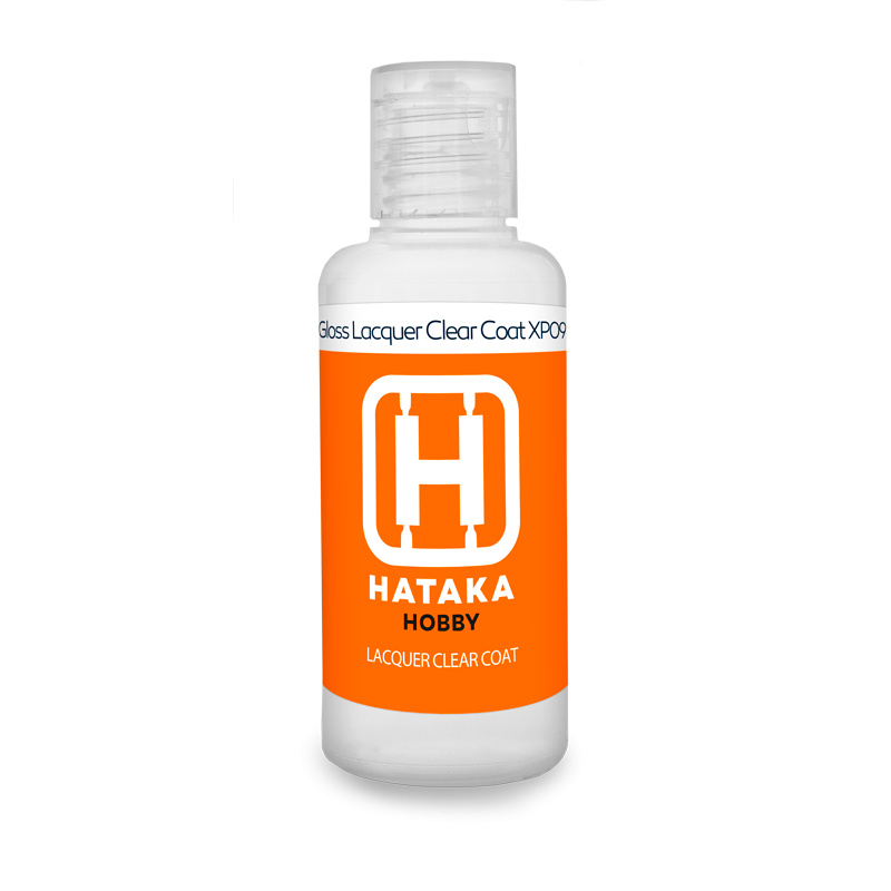 HTK-XP09-60ml	Gloss Lacquer Clear Coat 60 ml