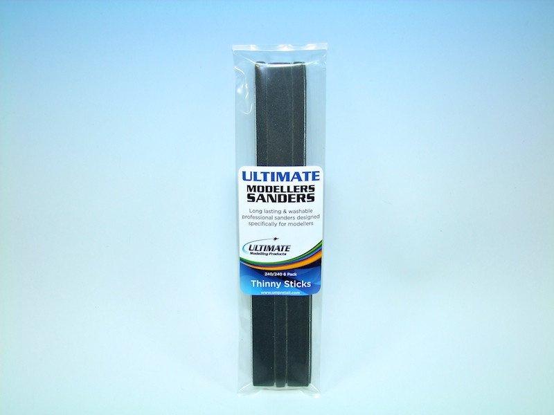 Ultimate  Sanders  Thinny Sticks (grit 240)  (UMP018)