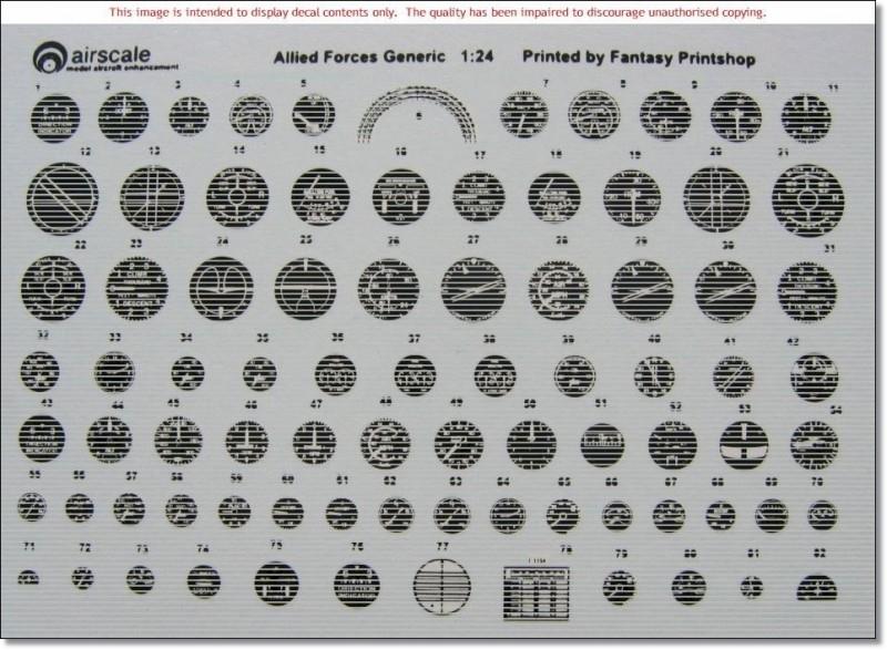 AS32-RAF  1/32 RAF instruments (81)