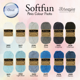 Scheepjes Softfun Minis Colour Cloud