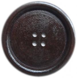 Houten knoop 2.5 t/m 5 cm