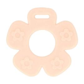 Bijtring bloem licht roze nr. 703