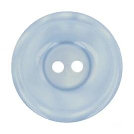 Bottoni Italiani knoop nr. 259 lichtblauw
