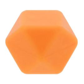 Siliconen kraal hexagon nr. 704