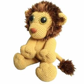 Boris de leeuw haakpakket