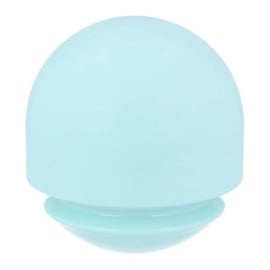 Wobble Ball / tuimelbal  110 mm blauw
