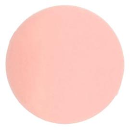 Siliconen kraal rond 10 mm 717 licht roze