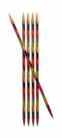 Knitpro Symfonie Wood Sokkennaalden 15 cm 2 mm