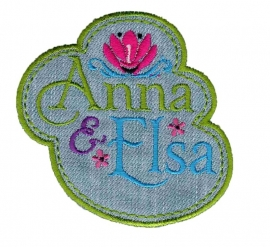 Applicatie Frozen Anna & Elsa