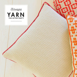 Scheepjes Yarn The Afterparty nr. 44 Busy Bees Cushion