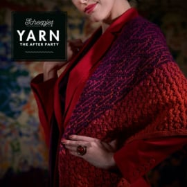 Scheepjes Yarn The afterparty nr. 52 Eastern Sunset Shawl