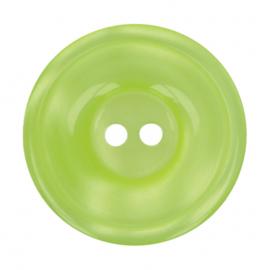 Bottoni Italiani knoop nr. 548 licht groen