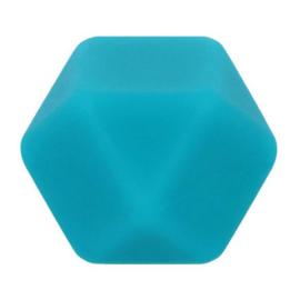 Siliconen kraal hexagon nr. 287