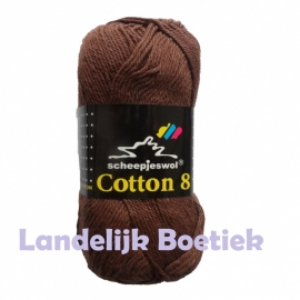Scheepjeswol cotton 8 nr. 657