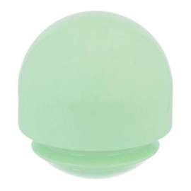 Wobble Ball  / tuimelbal  110 mm groen