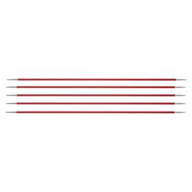 KnitPro Zing Sokkennaalden 20 cm 2.5 mm