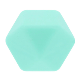 Siliconen kraal hexagon nr. 285