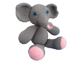 Ollie de olifant haakpakket