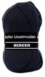 Botter IJselmuiden Bergen nr. 10 Donkerblauw