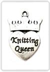 Hartje Knitting Queen Bedel