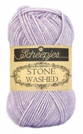 Scheepjeswol Stone Washed nr. 818 Lilac Quartz