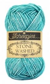 Scheepjeswol Stone Washed nr. 815 Green Agate