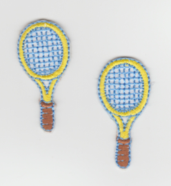 Applicatie tennisrackets