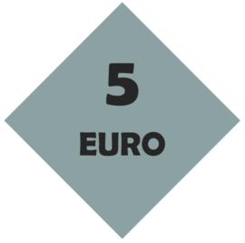 Cadeaubon €5