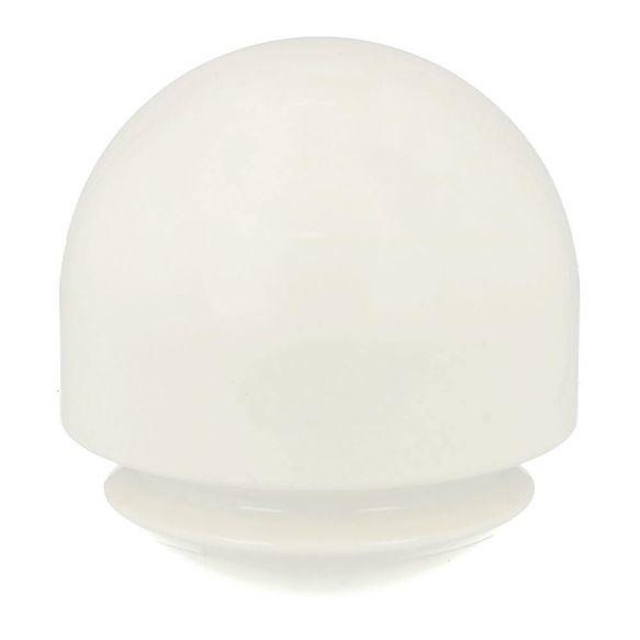 Wobble ball / tuimelbal  110 mm wit