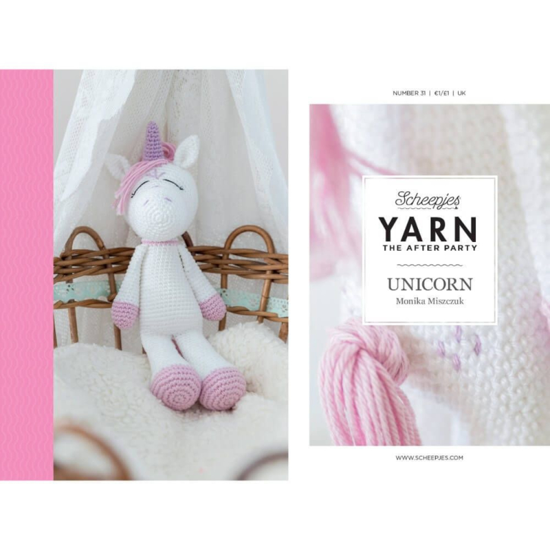 Scheepjes Yarn The Afterparty nr. 31 Unicorn
