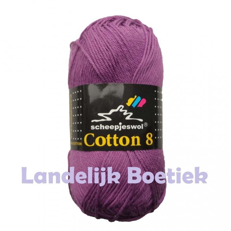 Scheepjeswol cotton 8 nr. 726