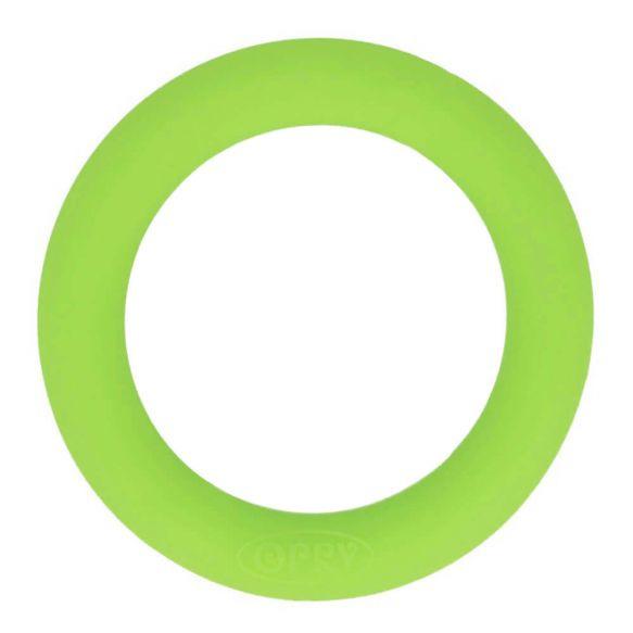 Siliconen bijtring 65mm nr. 548 groen