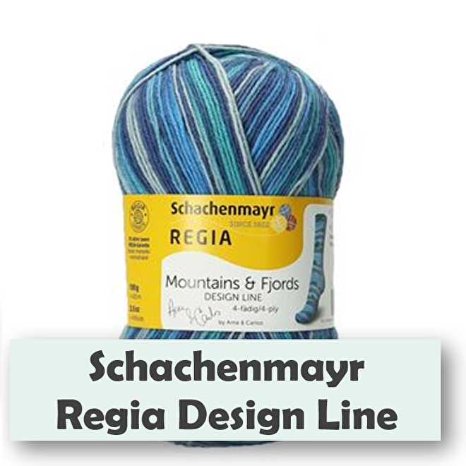 Schachenmayr Regia sokkenwol